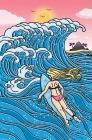 Summer Surfer - commissioned illustration