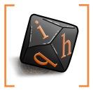 [insert quest here], logo design