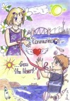 Communicate from the Heart, billboard design for Telstra, winner of Paint a Payphone competition under 17's category