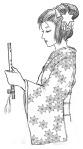 Hoshiko - character sketch