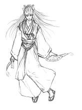 Kotori - character sketch