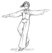 Viv - character sketch